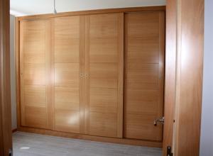 Carpintería de vivienda unifamiliar en Vigo