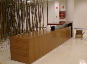 Carpintería (Administraciones locales): Complejo hospitalario SAntiago de Compostela