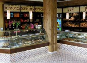 Panadería en Cangas