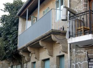 Rehabilitación vivienda Casco Vello